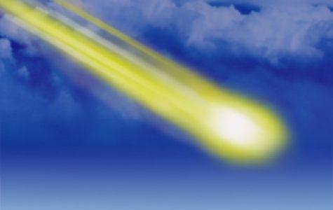Meteor in Michigan