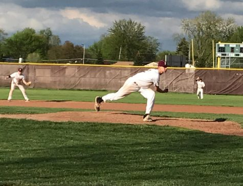 Nolan Hood No Hits L'Anse Creuse North in a Complete Team Win