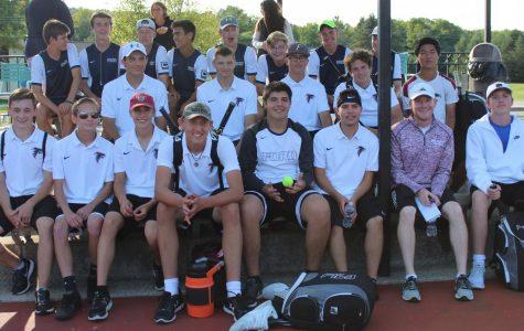 2017 Boys Varsity Tennis Schedule