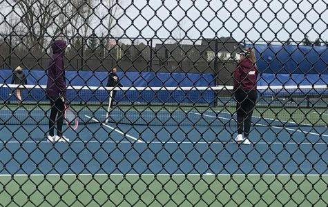 Junior Varsity Tennis Team is Getting Ready to Round Out the Season