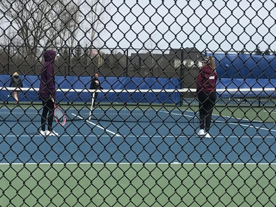 Junior+Varsity+Tennis+Team+is+Getting+Ready+to+Round+Out+the+Season