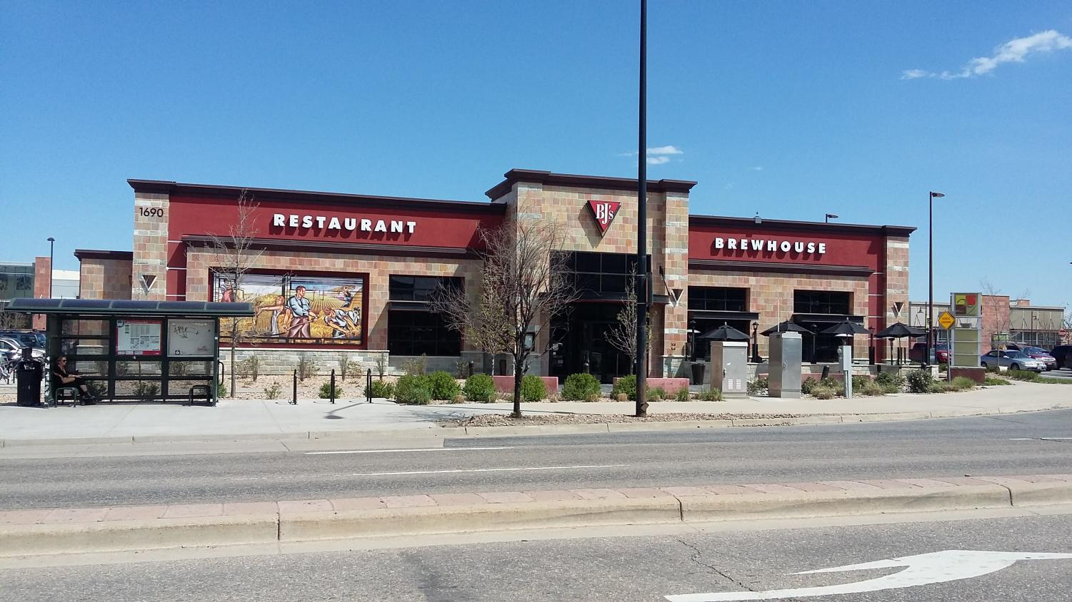 BJ's Restaurant Review