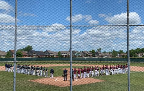 Boys Varsity Baseball Rounds Out the Season