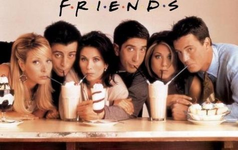 Netflix says goodbye to Friends for 2020
