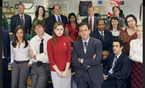 "The Cast of ""The Office"" Reunites"